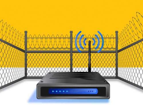 چگونه روتر WiFi را ایمن کنیم؟